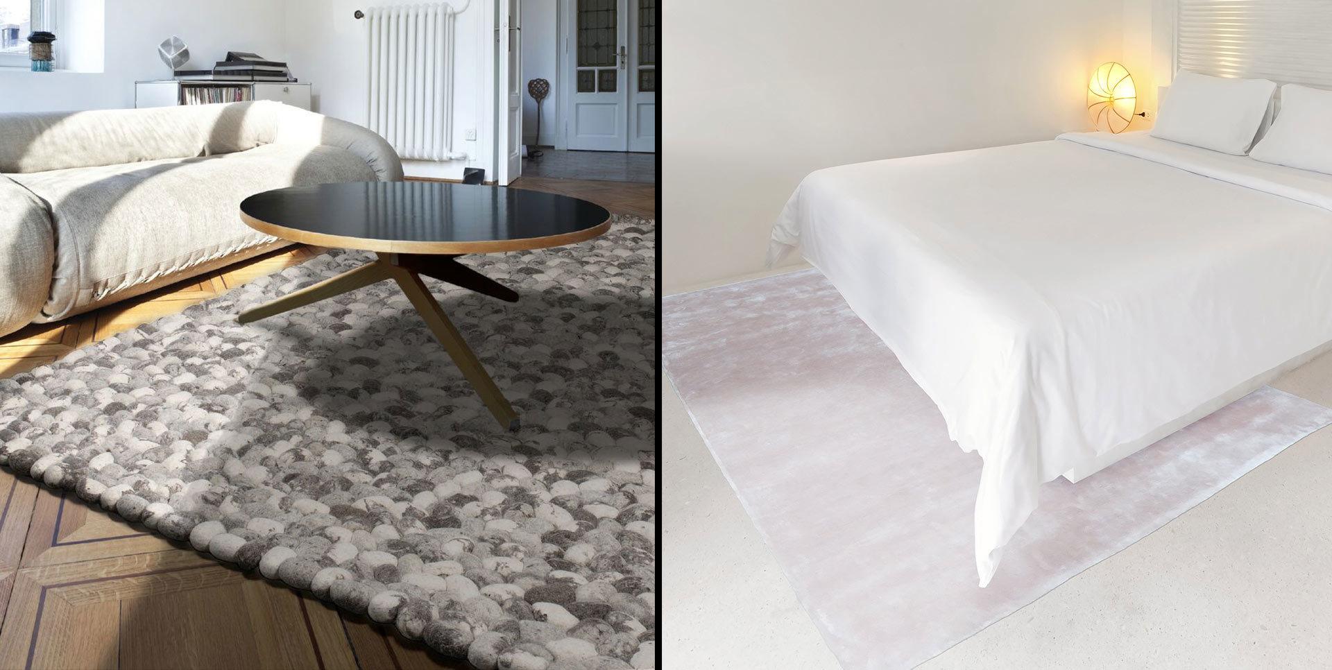 Teppiche für jedes Zimmer