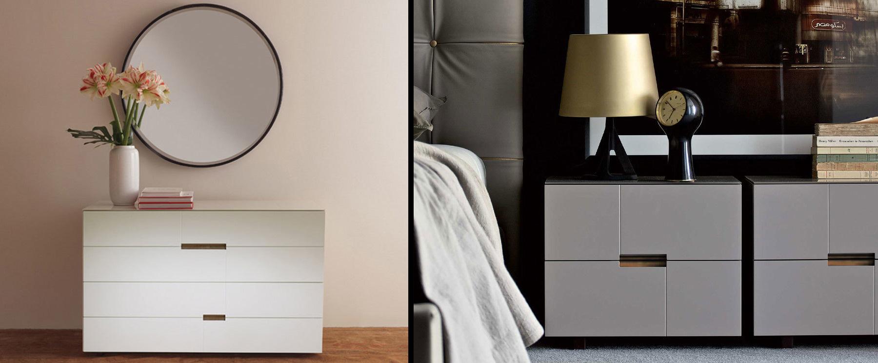 Schlafzimmer: Kuschelig und Funktional