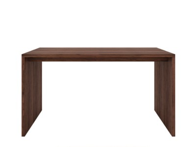 Walnut U-Table