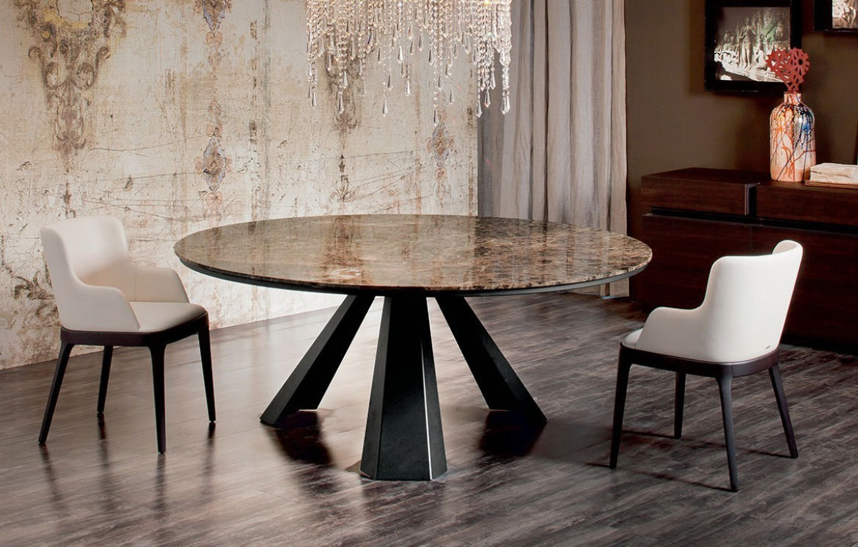 eliot round esstisch esstische tische st hle who 39 s perfect. Black Bedroom Furniture Sets. Home Design Ideas