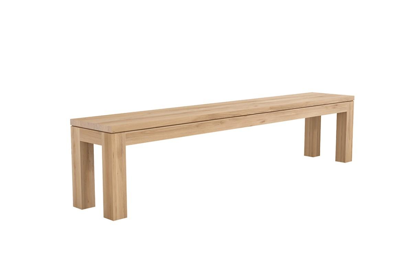 oak straight sitzbank b nke tische st hle who 39 s perfect. Black Bedroom Furniture Sets. Home Design Ideas