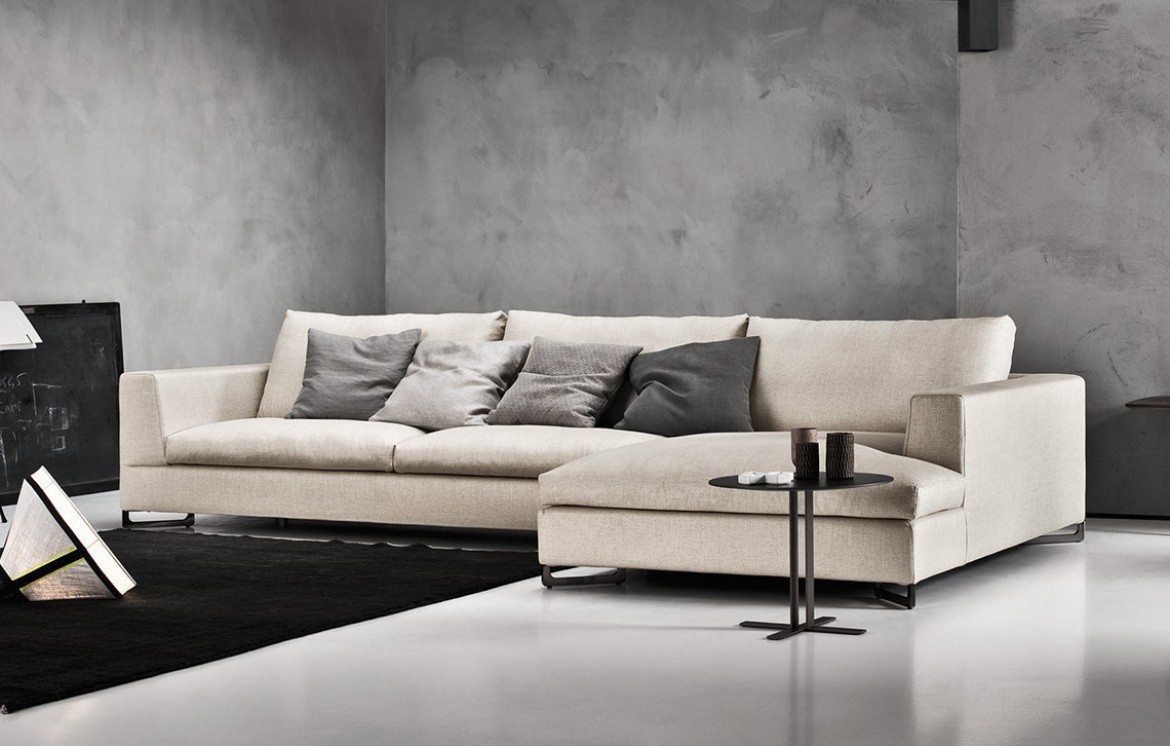 No logo basic ecksofa ecksofas polsterm bel who 39 s for Ecksofa trends