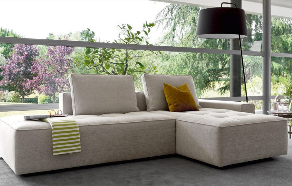 LOUNGE EASY Ecksofa