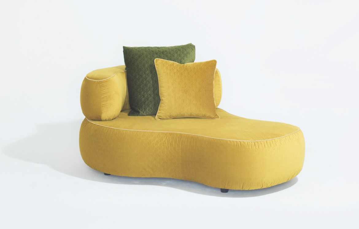 DONALD Chaiselongue