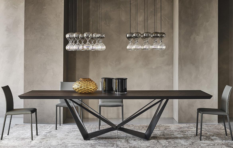 skorpio wood esstische tische st hle who 39 s perfect. Black Bedroom Furniture Sets. Home Design Ideas