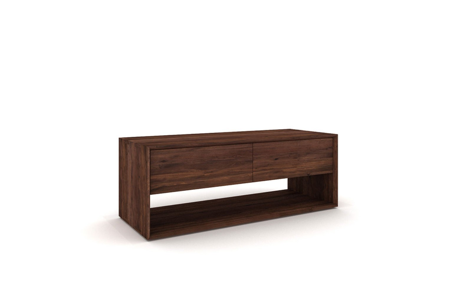 walnut nordic tv m bel sideboards wohnw nde who 39 s perfect. Black Bedroom Furniture Sets. Home Design Ideas