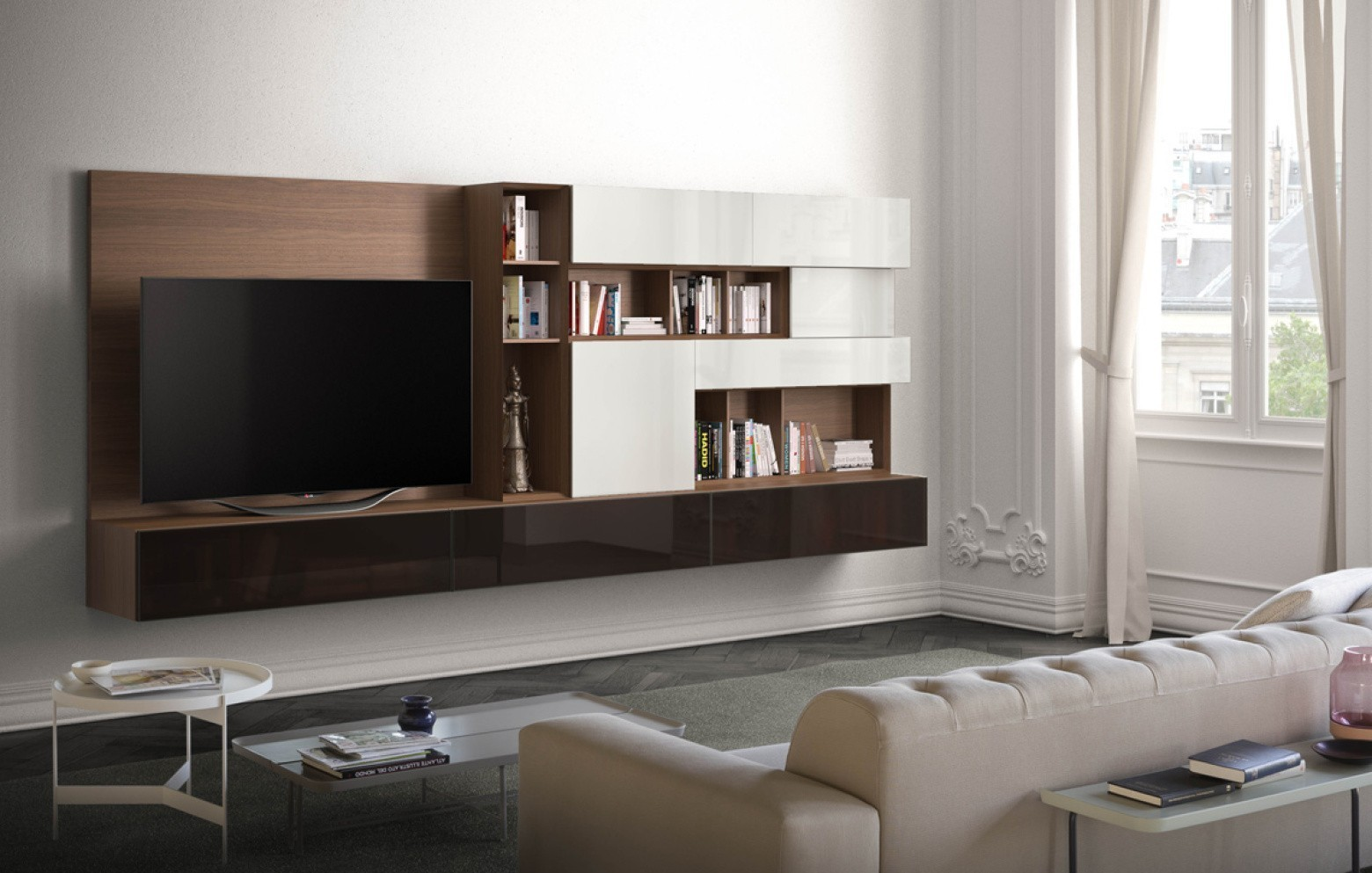 Wohnwand designermöbel  WHO'S PERFECT - Italienische Designermöbel zu günstigen Preisen ...
