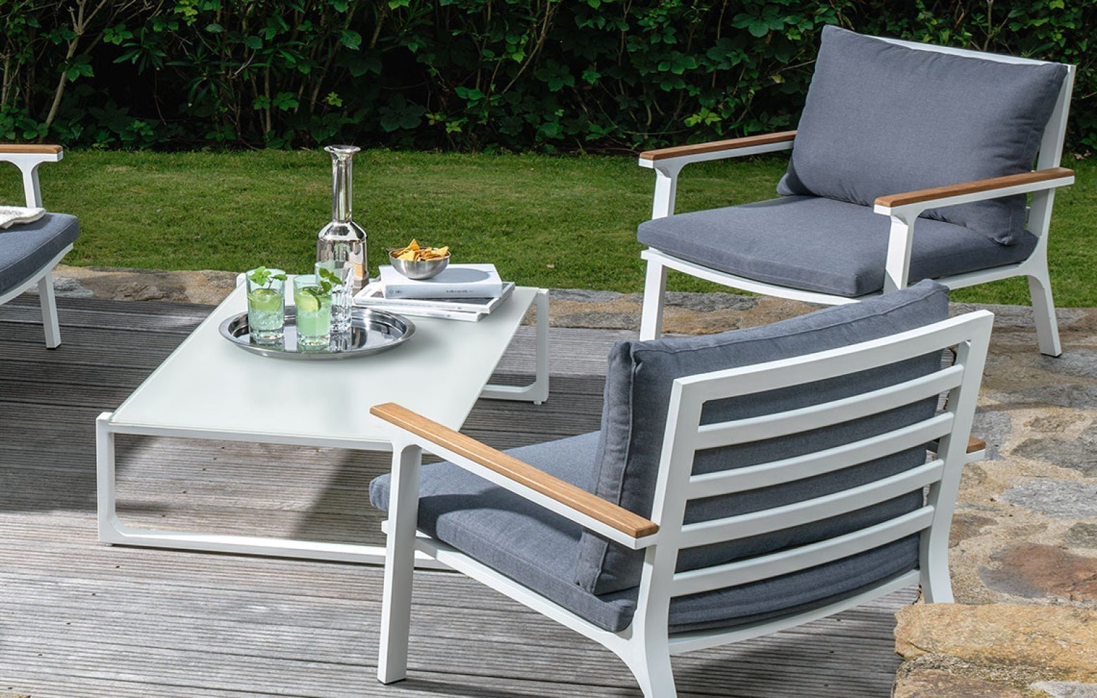 TIMBER Couchtisch | Gartenmöbel | ONLINE OUTLET | Who\'s perfect.