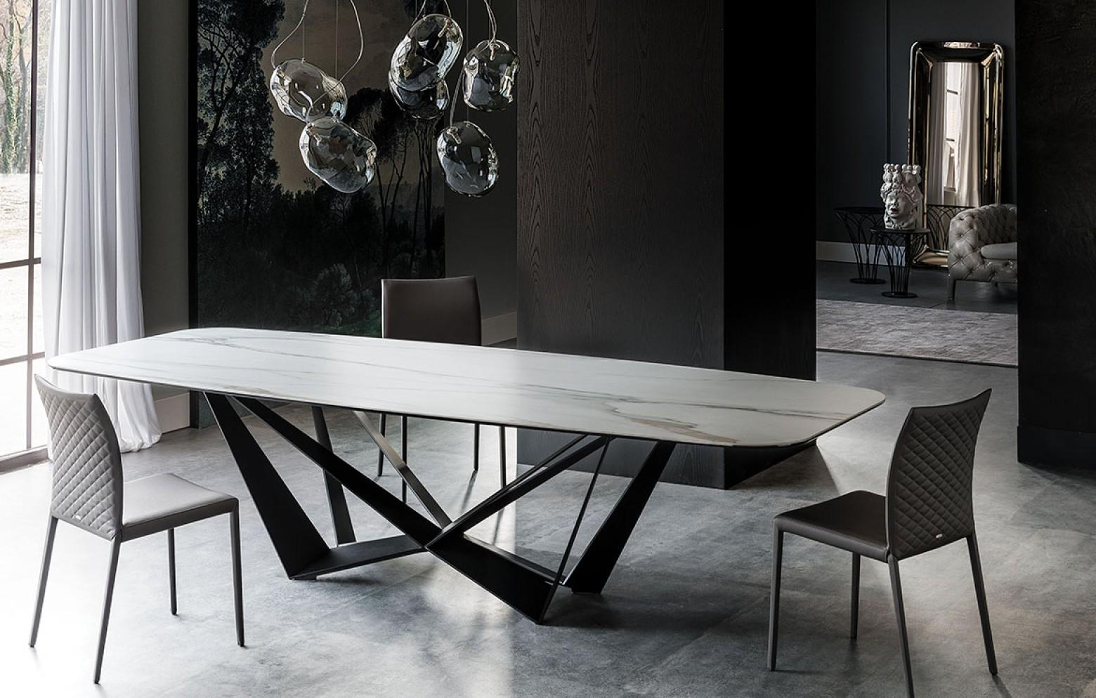 skorpio keramik esstisch esstische tische st hle who 39 s perfect. Black Bedroom Furniture Sets. Home Design Ideas