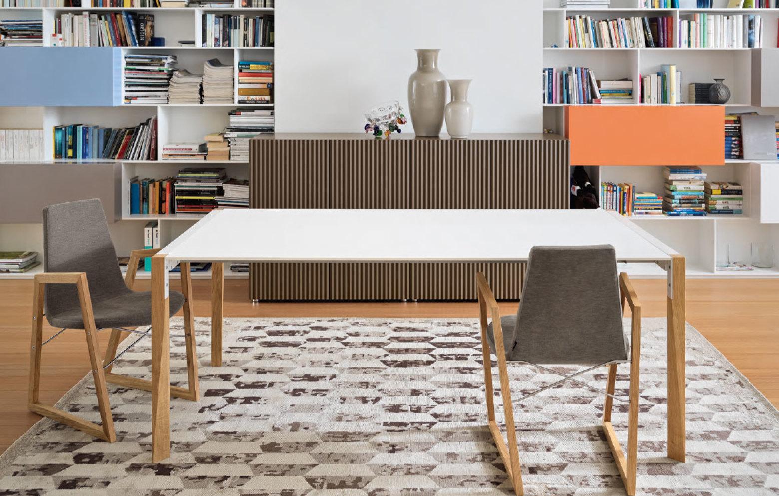 tango ausziehtisch esstische tische st hle who 39 s. Black Bedroom Furniture Sets. Home Design Ideas