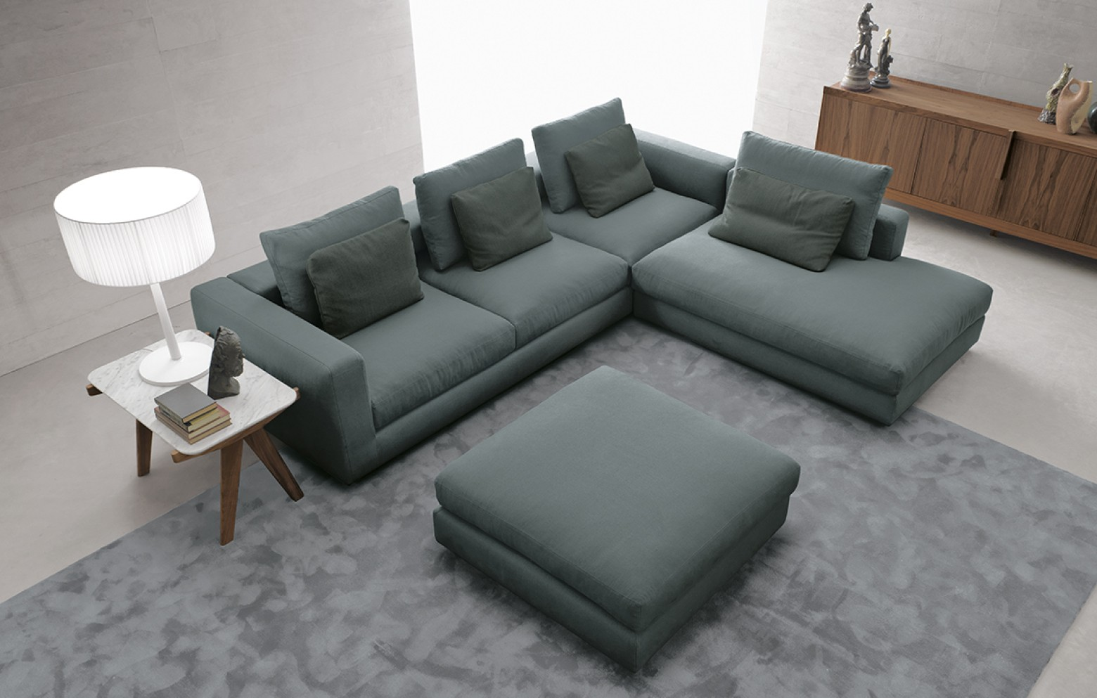 AUSTIN Ecksofa | Sofas | ONLINE OUTLET | Who\'s perfect.