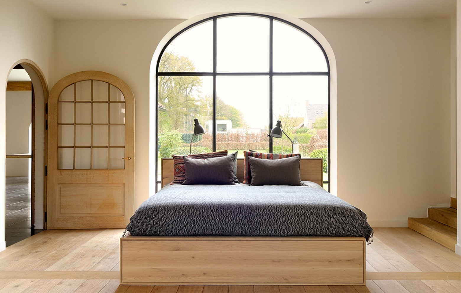 oak nordic ii bett betten betten schr nke who 39 s. Black Bedroom Furniture Sets. Home Design Ideas