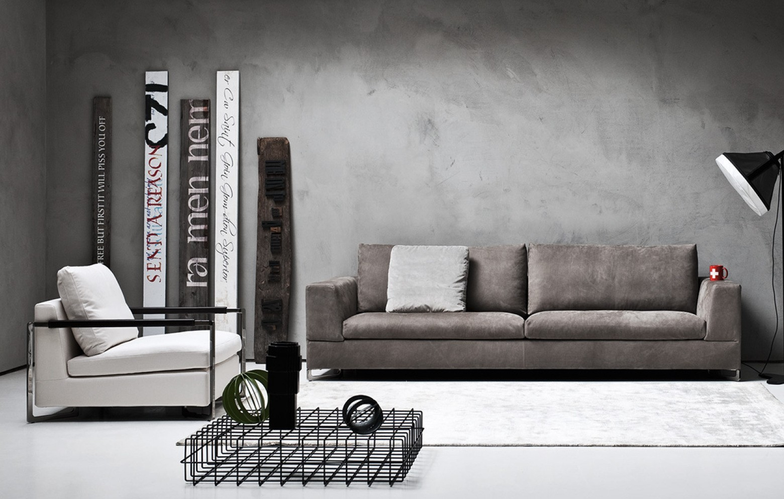No Logo Basic Einzelsofa Sofas Online Outlet Whos Perfect