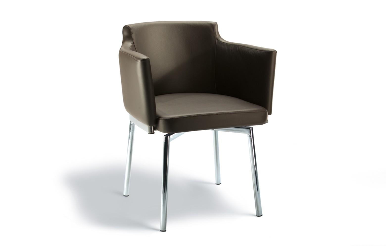Designer sthle leder top kare design stuhl gesteppte leder grau und schwarz downtown with - Mobel taxi augsburg ...