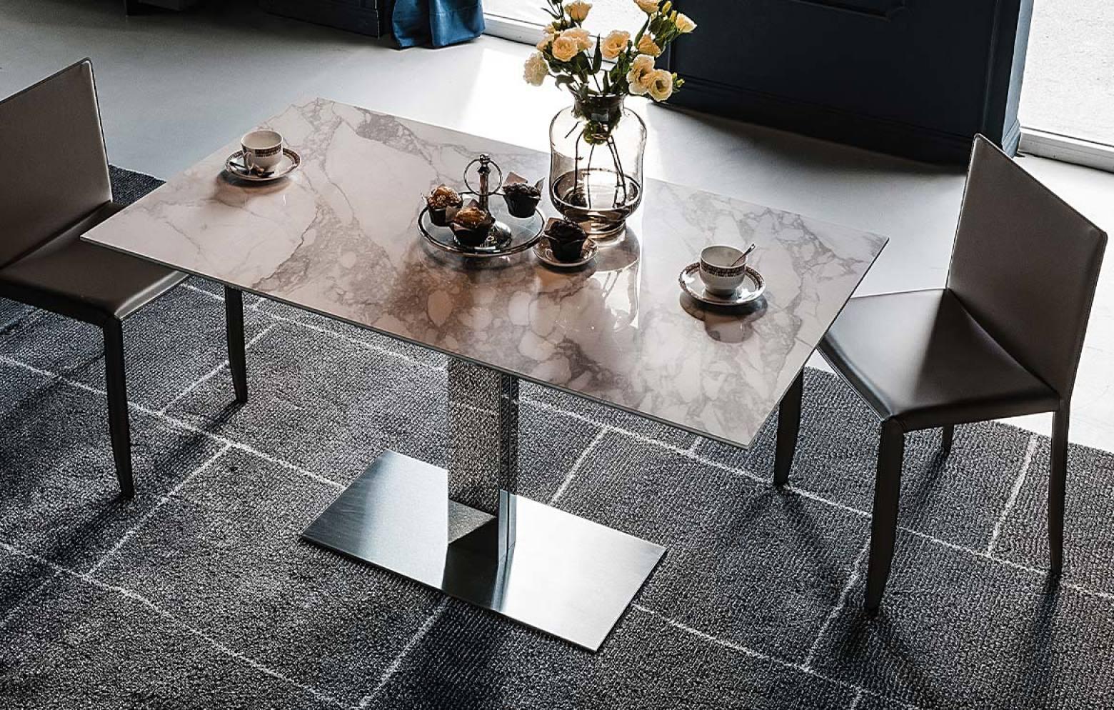 elvis keramik tisch esstische tische st hle who 39 s perfect. Black Bedroom Furniture Sets. Home Design Ideas