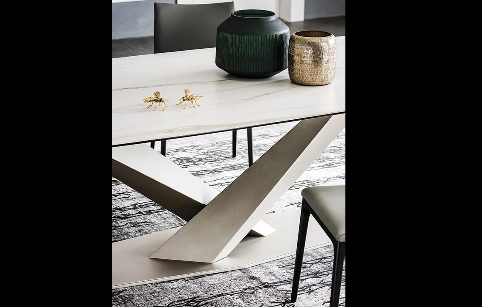 stratos keramik esstisch esstische tische st hle who 39 s perfect. Black Bedroom Furniture Sets. Home Design Ideas