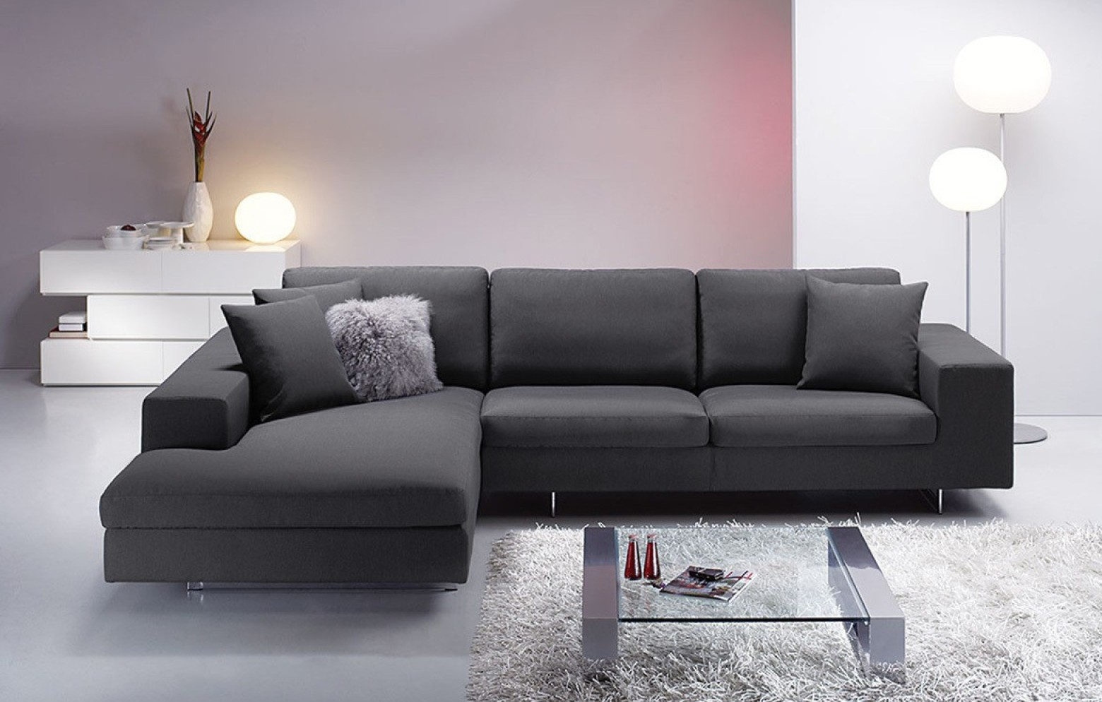 eck sofas sofa bezug schwarz lovely ecksofa grau schwarz ecksofas l form hd wallpaper pictures. Black Bedroom Furniture Sets. Home Design Ideas