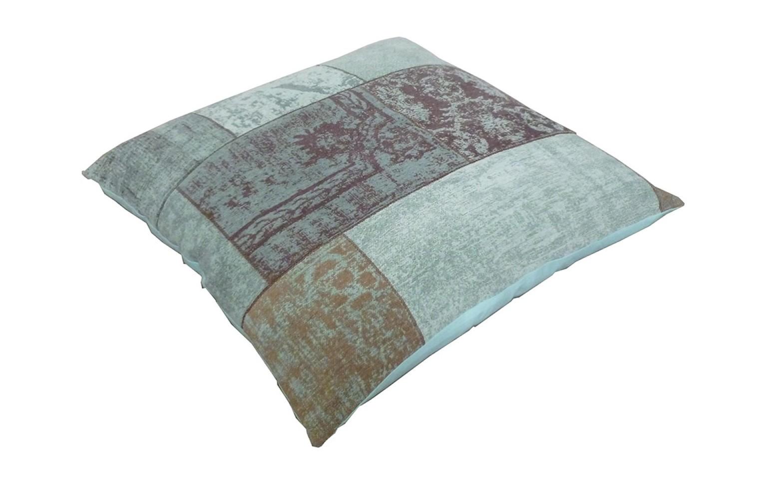 patchwork 100x100 kissen kissen teppiche online outlet who 39 s perfect. Black Bedroom Furniture Sets. Home Design Ideas