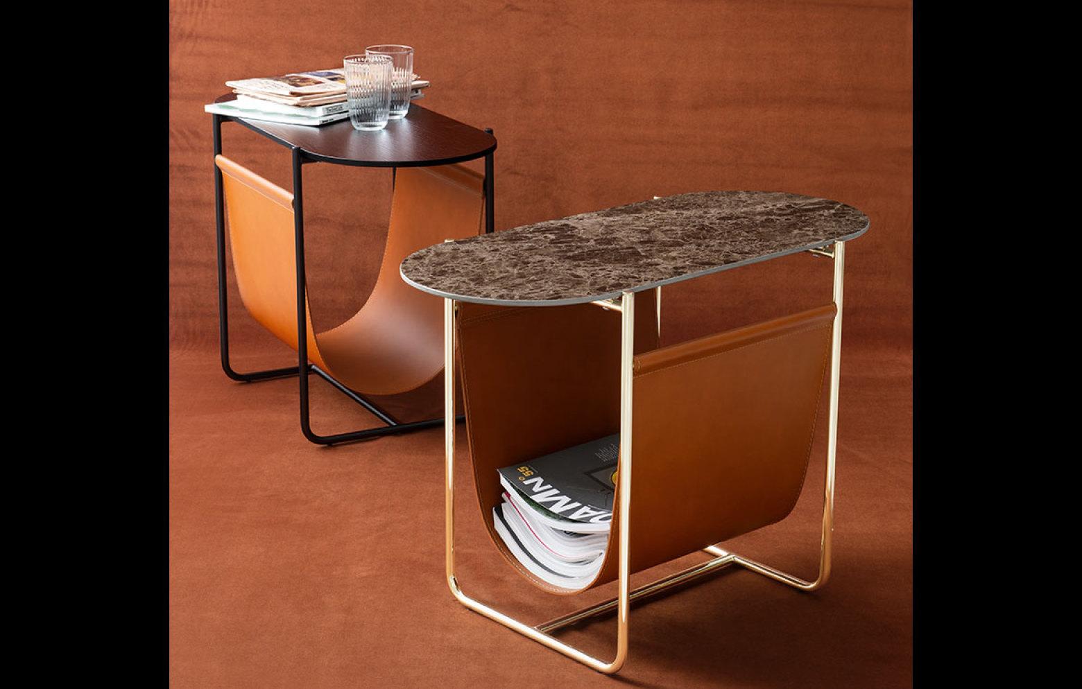 Magazine Beistelltisch Beistelltische Kleinmöbel Accessoires