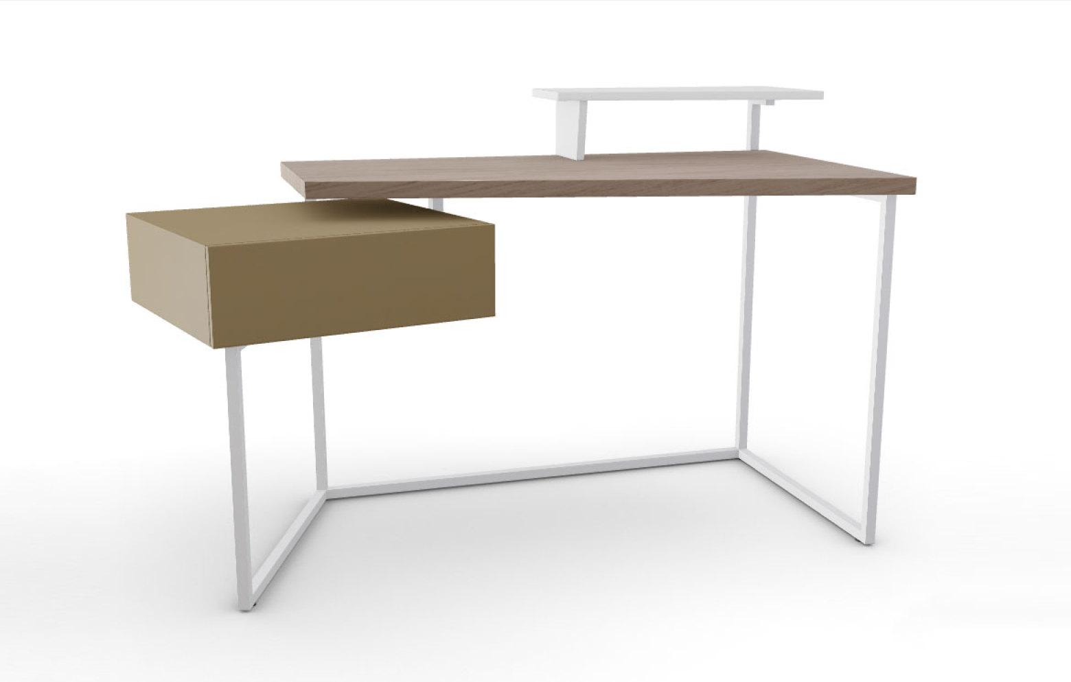 layers schreibtisch b rom bel online outlet who 39 s. Black Bedroom Furniture Sets. Home Design Ideas