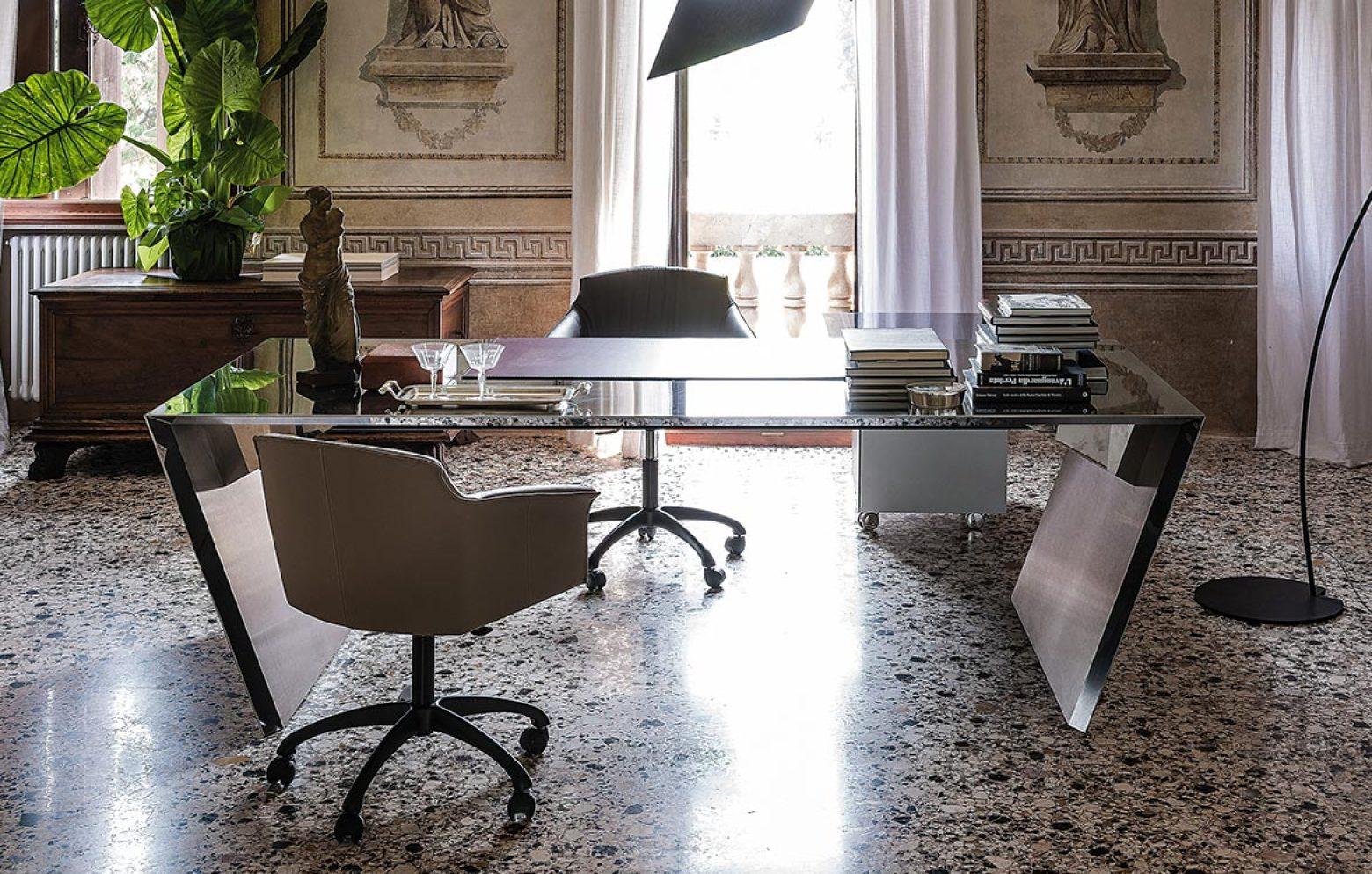 Büromöbel weiss design  Designer Büromöbel