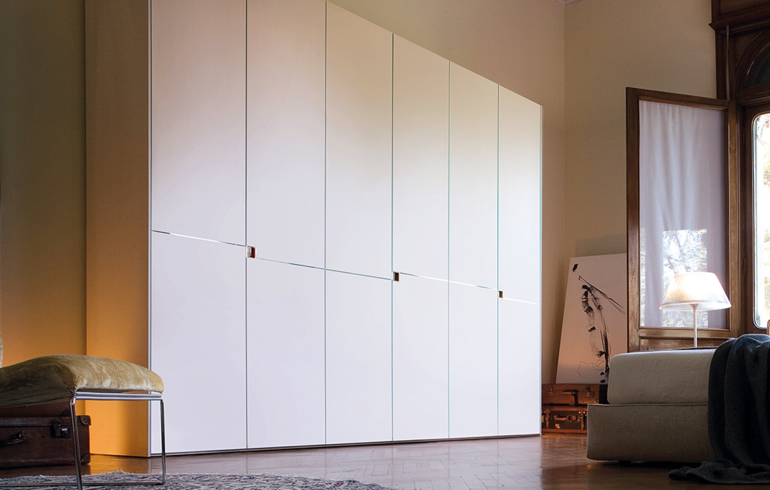 querini kleiderschr nke betten schr nke who 39 s perfect. Black Bedroom Furniture Sets. Home Design Ideas