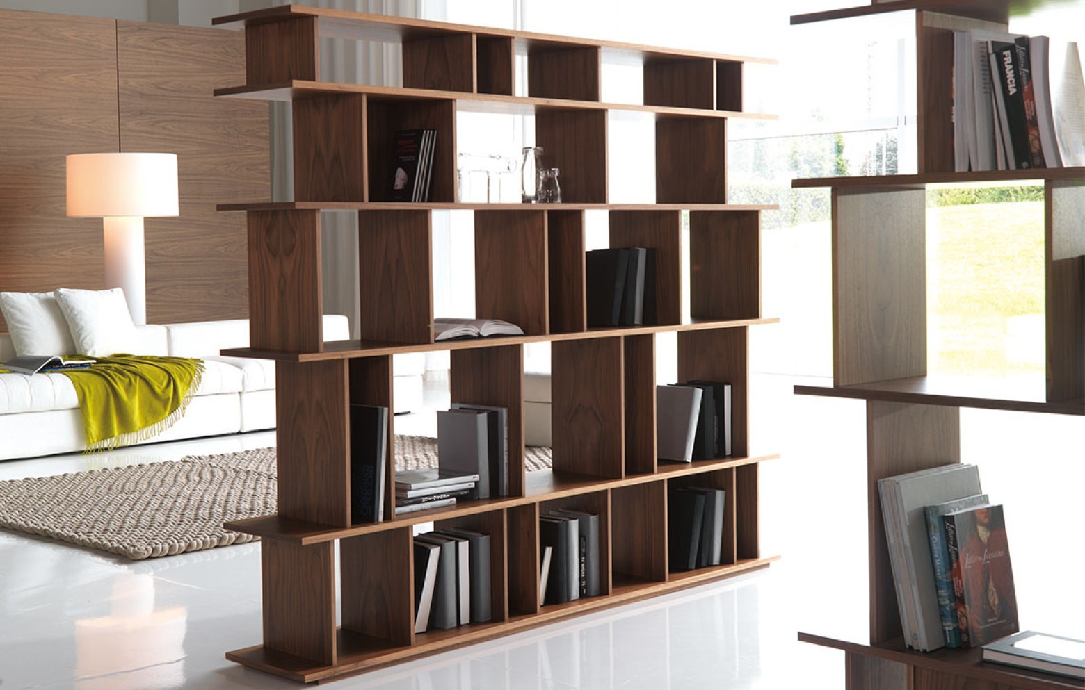 loft regal vitrinen regale sideboards wohnw nde who 39 s perfect. Black Bedroom Furniture Sets. Home Design Ideas
