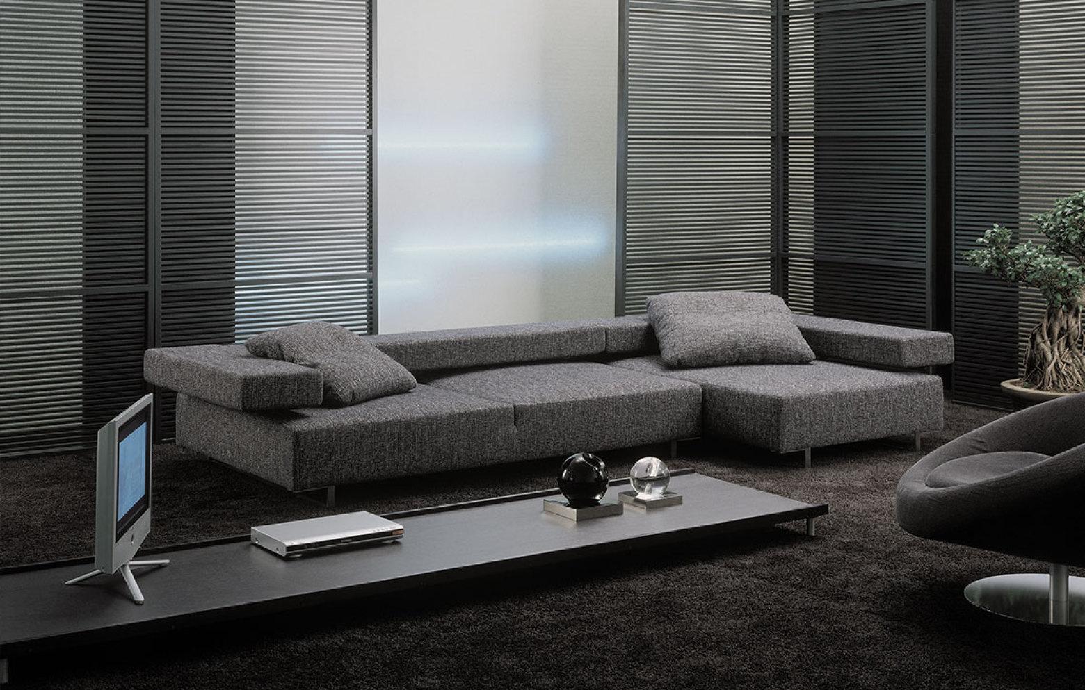 Loft ecksofas polsterm bel who 39 s perfect for Sitzlandschaft sofa