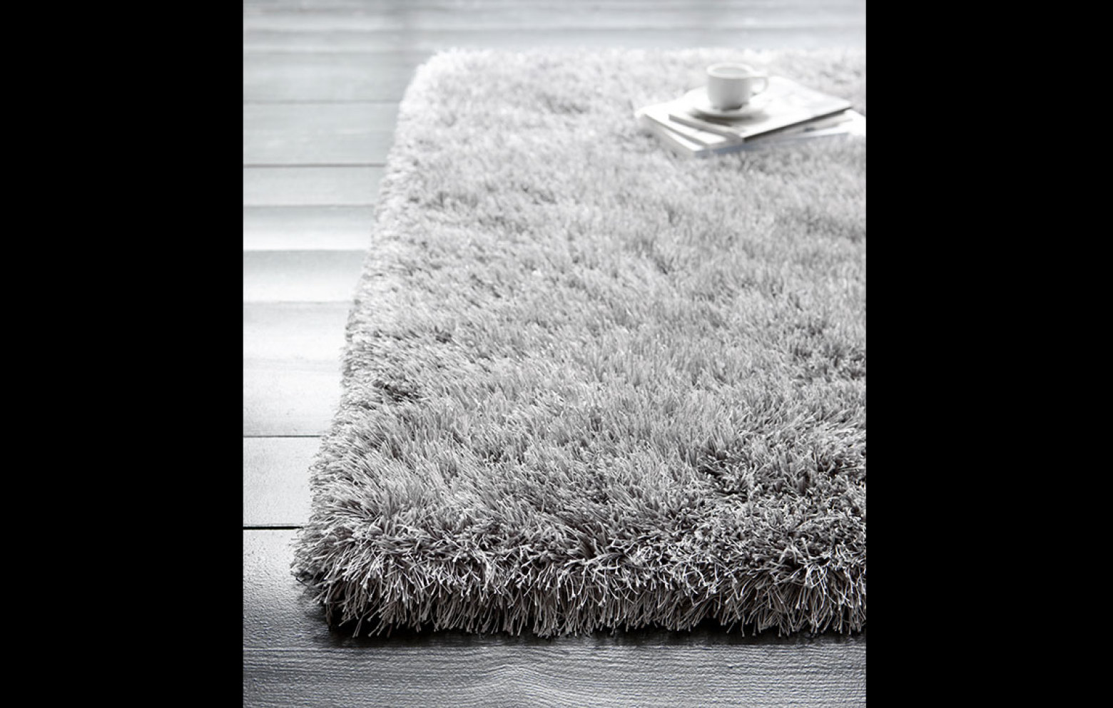 Grauer Teppich VISIBLE bei WHOS PERFECT günstig kaufen