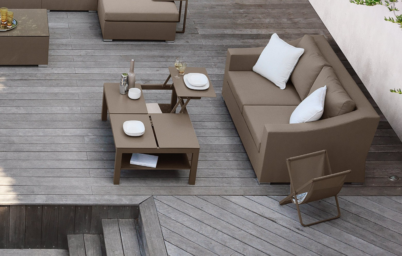 chic sofa gartensofas outdoor who 39 s perfect. Black Bedroom Furniture Sets. Home Design Ideas