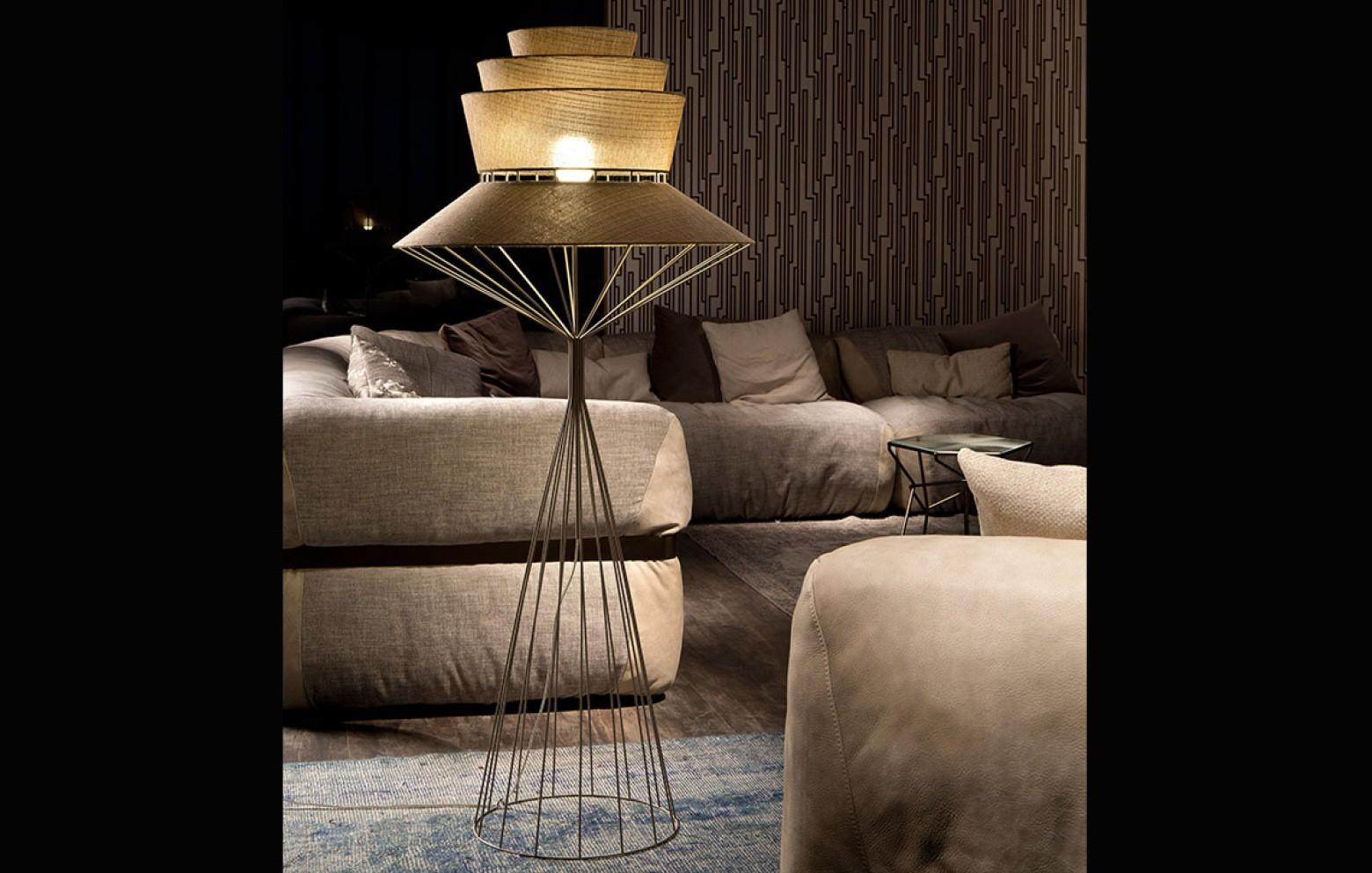 bolero stehlampe lampen kleinm bel accessoires who 39 s perfect. Black Bedroom Furniture Sets. Home Design Ideas