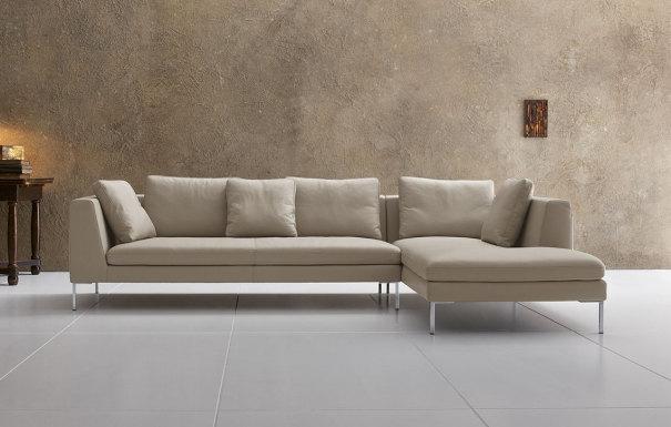 Ledersofa italienisches design  Hochwertige Designer Ecksofas in großer Auswahl zu günstigen Preisen!