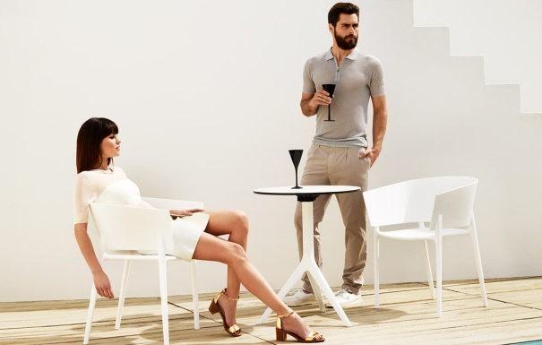who 39 s perfect italienische designerm bel zu g nstigen preisen gartentische outdoor. Black Bedroom Furniture Sets. Home Design Ideas