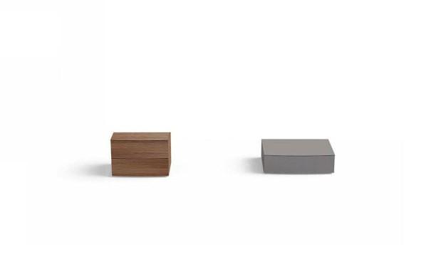 hohe nachttische fr best kommode nachttisch schrank cm. Black Bedroom Furniture Sets. Home Design Ideas