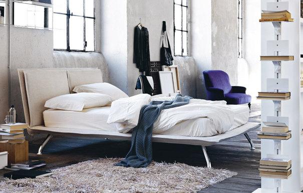 designerbetten online kaufen. Black Bedroom Furniture Sets. Home Design Ideas