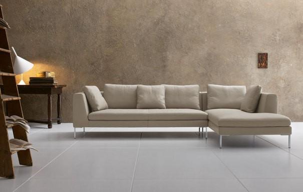 Ledercouch design  Designer-Ledersofas online günstig kaufen!