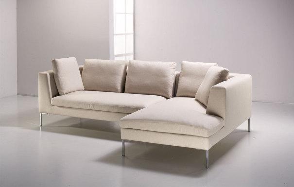 Designer couch rund  Designer-Ledersofas online günstig kaufen!