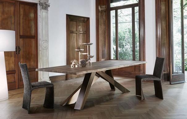 big table uni esstisch