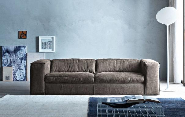 Ledercouch design  Designer-Sofas: Zweisitzer & Dreisitzer