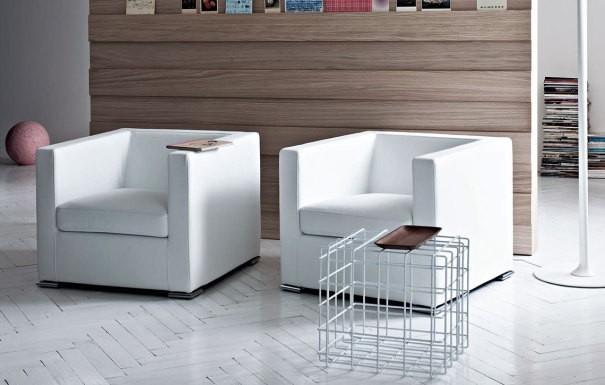 Designer Ledersessel Designer Ledermöbel