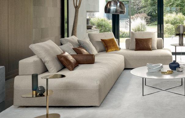 Fabulous Hochwertige Designer Ecksofas in großer Auswahl zu günstigen Preisen! SB92