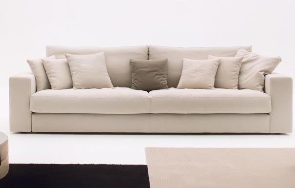 Designer-Sofas: Zweisitzer & Dreisitzer