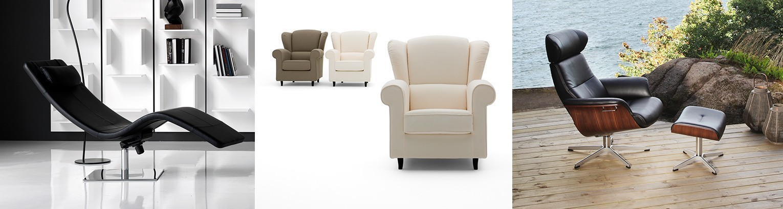 Designer Sessel: Casa Padrino Designer Sessel Schwarz Lounge Büro., Möbel