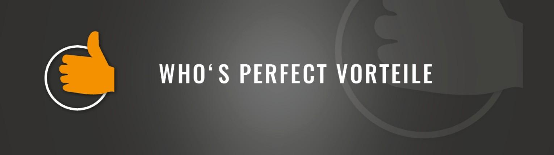 Whos Perfect Hilfe Und Servicecenter Ihre Vorteile